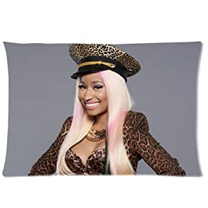 LarryToliver You deserve to have Nicki Minaj Throw Pillow Cover 20 X 30 inch Polyester Square Design