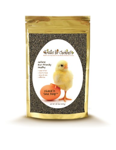 Treats for Chickens Cluck'n Sea Kelp, 2-Pound, 5-Ounce, My Pet Supplies