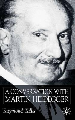 Read Online A Conversation with Martin Heidegger(Hardback) - 2002 Edition PDF
