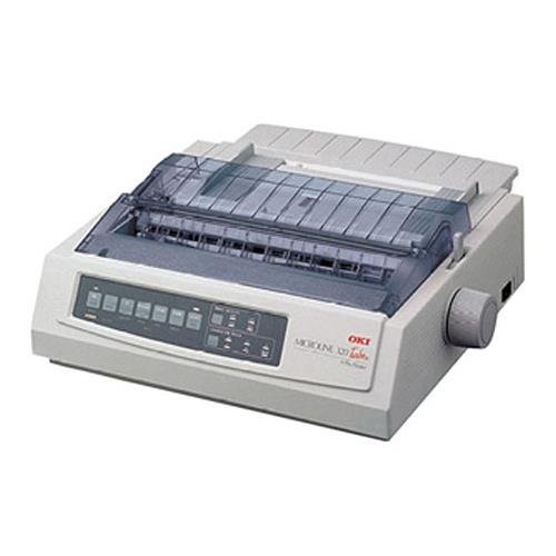 OKI62411701 - Oki Microline 321 Turbo Dot Matrix Impact Printer ()