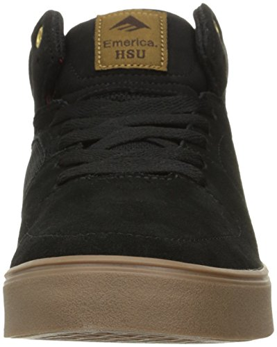Scarpa Emerica The HSU G6 Nero-Gum