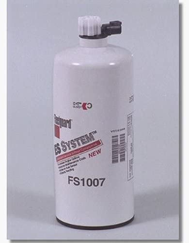 Free Shipping FS1007 Fleetguard Fuel//Water Sep Spin-On