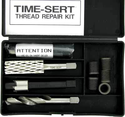 NEW TIME-SERT 1/2-13 UNC Thread Repair Kit # 0121
