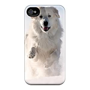 Iphone 5/5S Cases Covers Snow Dog Cases - Eco-friendly Packaging