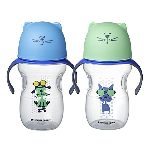 Tommee Tippee Natural Transition Soft Spout Sippy Cup