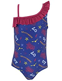 Harry Potter Girls' Gryffindor Swimsuit