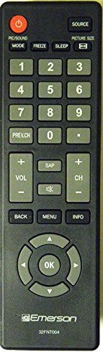 BRAND NEW EMERSON 32FNT004 LCD HDTV REMOTE CONTROL For model numbers: LE240EM4 LE290EM4 LE320EM4 LF320EM4 (Lcd Tv Remote Control)