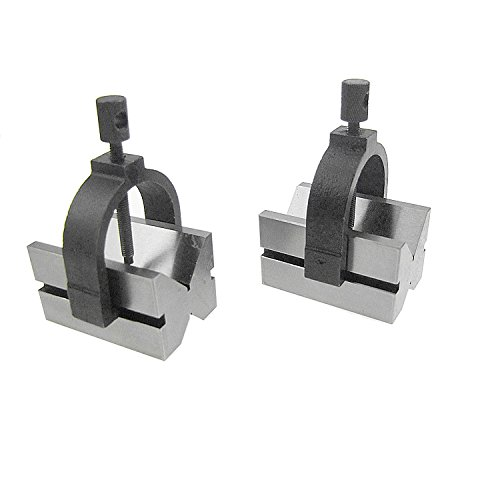 HFS (R) TYPE B V-BLOCK & C CLAMP SET 2-3/4