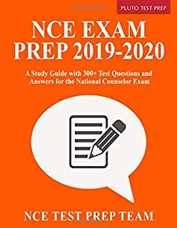 NCE Study Guide: National Counselor Exam Prep Review Book