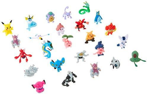 Fun Brick TM Pokemon Pikachu Monster Mini Action Figures Toy (Lot of 48 Piece), 1
