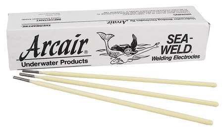 """Arcair SEA-WELD Model 42-034-007 3/16"""" X 14"""" Underwater Welding Electrode (75 Per Box)"""