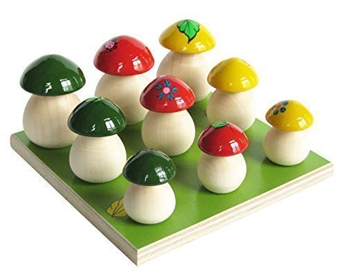 wooden-mushrooms-colors-shapes-and-sizes-sorting-game-9-pcs-natural-developmental-toy