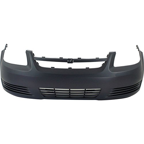 Front BUMPER COVER Primed for 2005-2010 Chevrolet Cobalt (Replacement Front Bumper Cover)