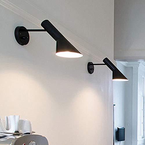 AJ Led Morden Wall Lights, E27 LED Indoor Wall Lights, Metal Sconces Lamp...