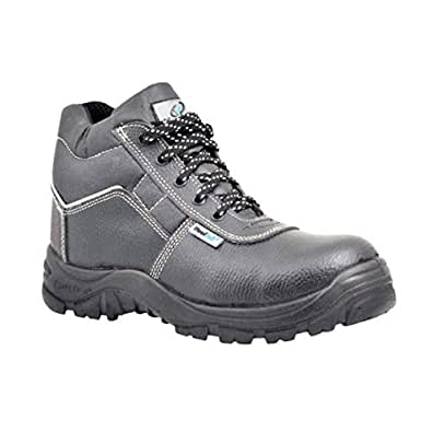 Vaultex Leather Safety Shoes (Vaul-SGB) Size 38