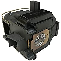 ORILIGHTS ELPLP69 Replacement Lamp A+ level filament for EPSON Projector with Housing