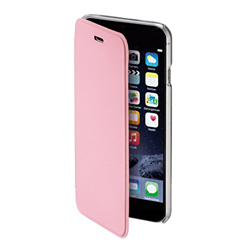 Hama 137671 Booklet Clear iPhone 6 PINK