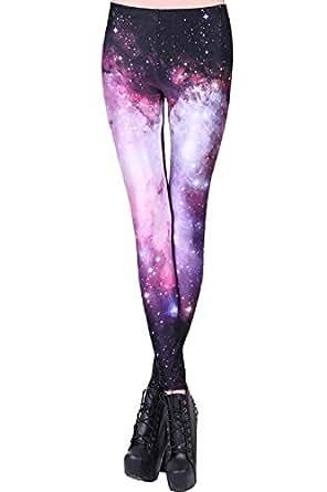Hamiltion Womens 3D Digital Print Leggings as Pants Fashion Funky Pattern 97
