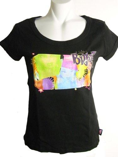 BRATZ (Bratz) Women T-shirt Black (japan import)