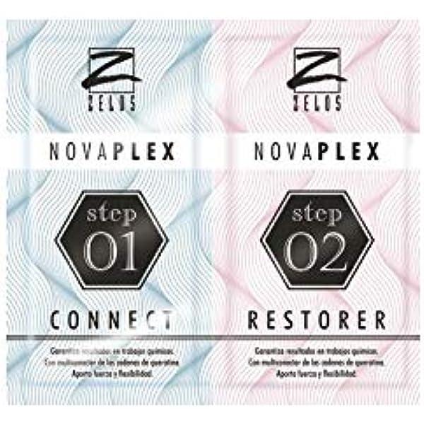 Nova Plex en Dos Pasos - Protege el Cabello en Tratamientos ...