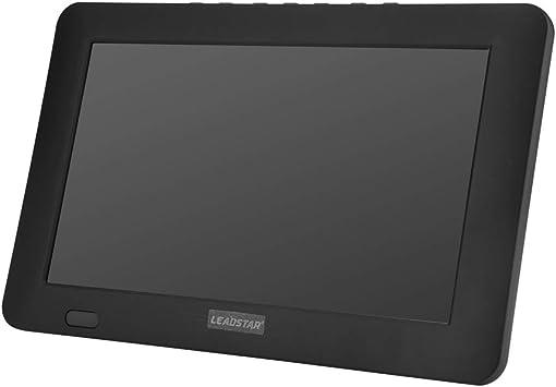 9 Pulgadas TV portátil, 16: 9 LED televisor grabadora con ATSC USB ...