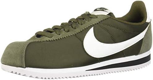 buy hot sales new arrival Nike Classic Cortez Nylon, Chaussures de Gymnastique Homme: Amazon ...