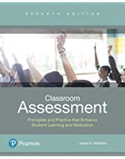 Classroom Assessment: Principles and Practice that Enhance Student Learning and Motivation plus MyLab Education with Enhanced Pearson eText -- Access Card Package