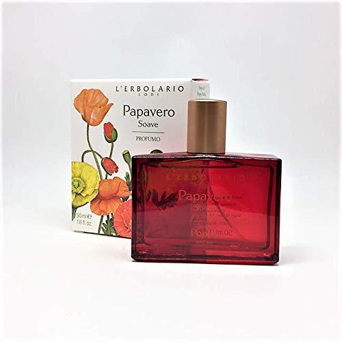 The Poppy Erbolario Soave Sweet Poppy, Perfume Woman, 50ml L' Erbolario 066.343