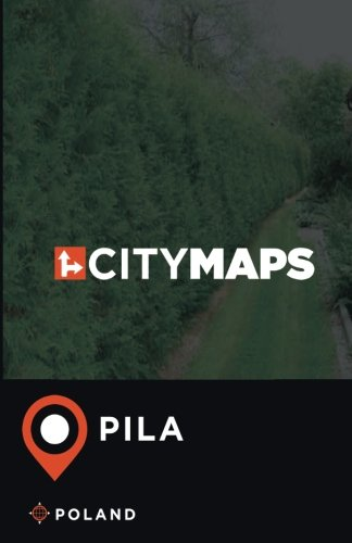 City Maps Pila Poland