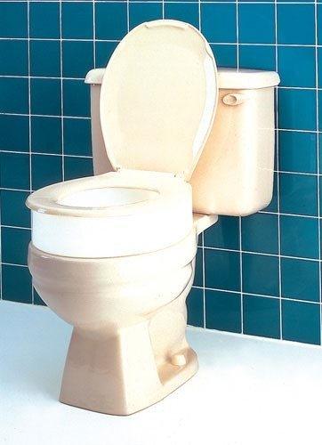 - Raised Toilet Seat Elevator - Standard Carex