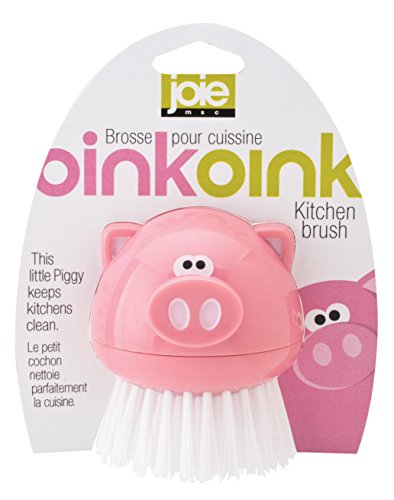 78473 HIC 78473 MSc Oink Kitchen Brush Home Decor Products