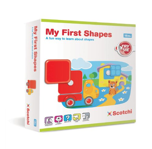 Scotchi (Scotch) My First Shapes SCT-001 (japan import) by Happykid by Happykid