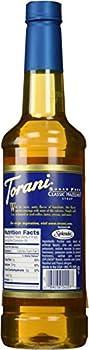 Torani Syrup, Sugar Free Classic Hazelnut, 25.4 Oz 3