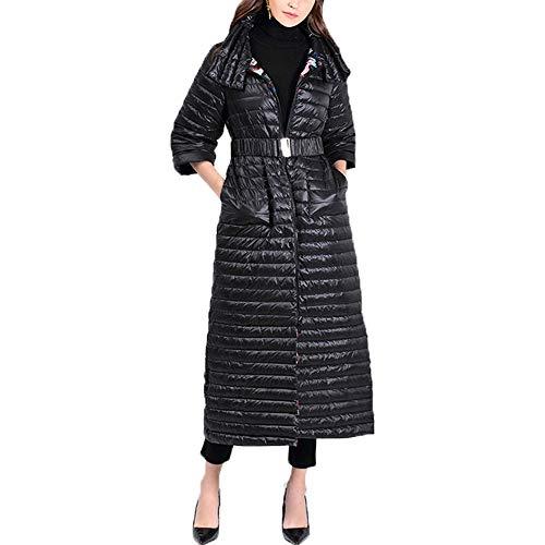 d'hiver Et Femmes WUYEA Chauds Manteau Manteau Ajust pour Long Manteaux TnHwAxBw