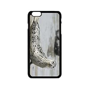 Sea Dog Hight Quality Plastic Case for Iphone 6