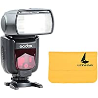 Godox Thinklite TTL TT685N Camera Flash High Speed 1/8000s GN60 for Nikon Cameras I-TTL II Autoflash (TT685N)