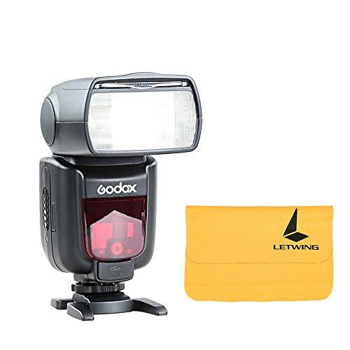 Godox 2.4GHz High Speed 1/8000s GN60 TTL TT685N Camera Flash for Nikon Cameras I-TTL II Autoflash (TT685N) by Godox