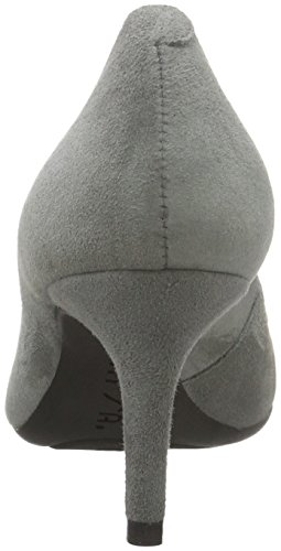 Unisa Kun_f16_ks - Tacones Mujer Gris - gris (Shark)