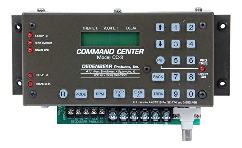 Dedenbear Digital Crossover Delay Command Center Delay Box P/N - Delay Dedenbear Box
