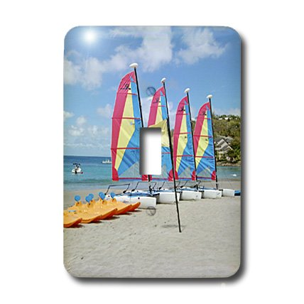 lsp_3557_1 St Lucia - St Lucia - Light Switch Covers - single toggle switch ()
