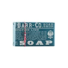 Barr-Co. - Spanish Lime Bar Soap by Barr Co