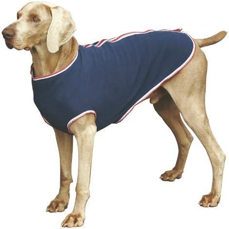 Weatherbeeta Fleece Zip Dog Coat