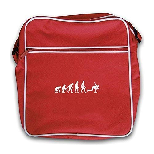 Red Bag Of Evolution Retro Man Dressdown Flight Speed Skating 8fqZqxwH