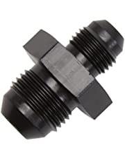 Russell 661773 Black -6AN to -8AN Flare Reducer Adapter