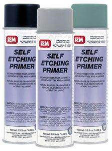 SEM 39693 Green Self Etching Primer - 15.5 oz.