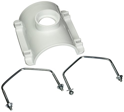 Pvc Saddle (Oatey 43791 4x2 PVC Saddle Tee Kit - Quantity 24)