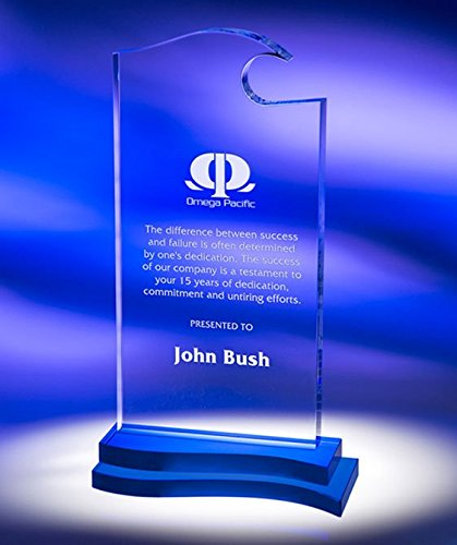 Blue Wave Optic Glass Award