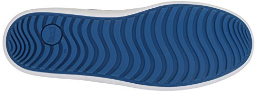 Azul para Cuero Zapatillas Camper de Hombre wqtXxCdx