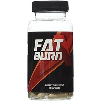 Fat Burn X, 60 Capsules