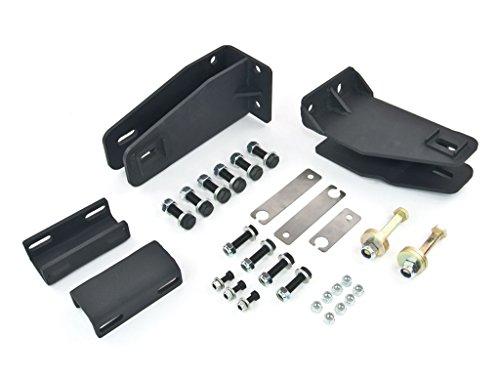Protune Suspension Axle Pivot Drop W/ Camber For 2-4